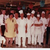 Kitchen staff