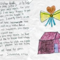 Letter to Sr-Kath-Ragg from Savannah