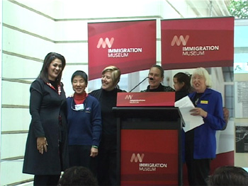 Enterprise Immigration Museum Launch